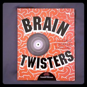 Other - Brain Twisters Book